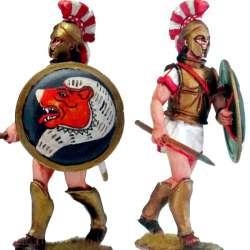 Hoplita etrusco Volterra