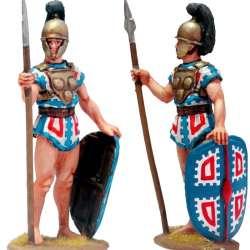 Lancero samnita tribu caudina
