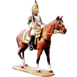 Empress Dragoons officer