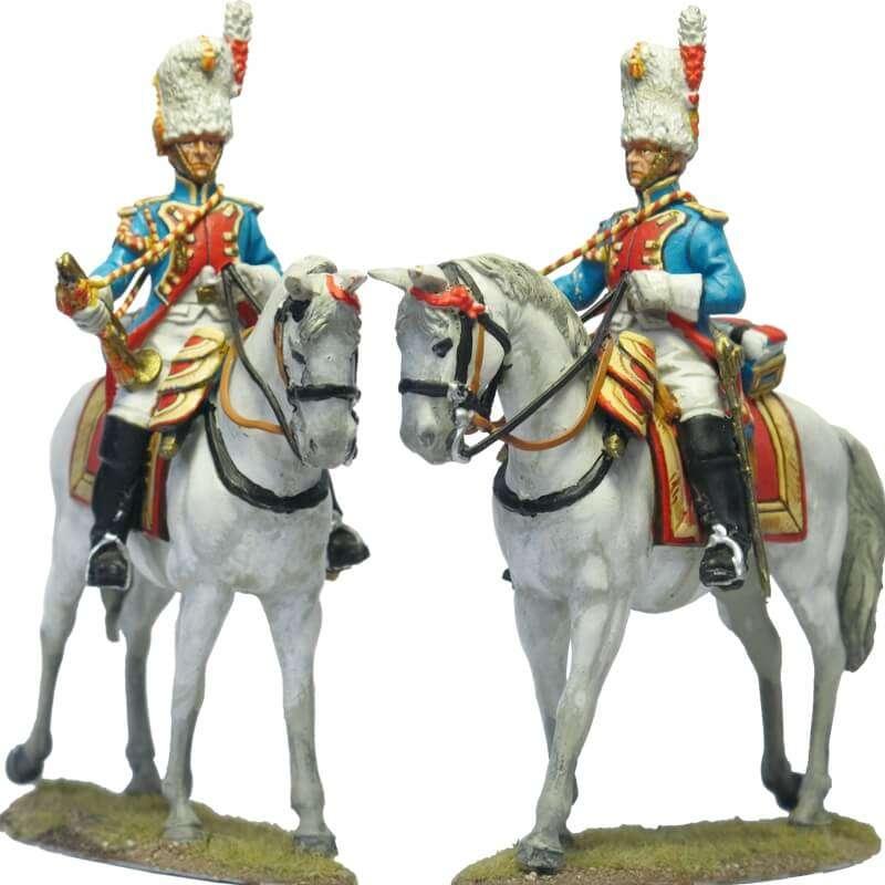 Horse grenadiers Trumpet