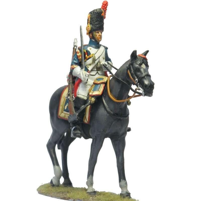 Sargento granaderos a caballo