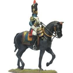 Coronel granaderos caballo