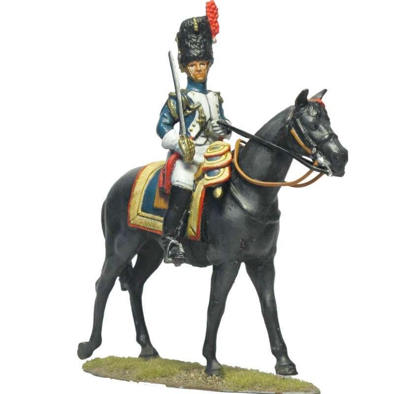 Horse grenadiers officer