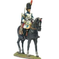 Soldado granaderos caballo