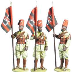 Italian army Jubasci 66th eritrean colonial BN