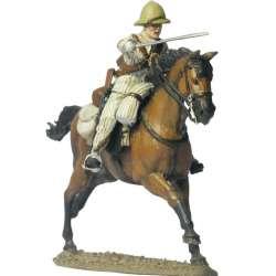 Alfonso XII cazadores regiment corporal Taxdirt 1909