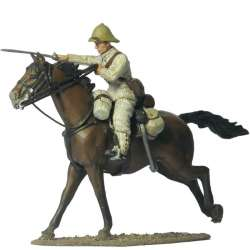 Cazador regimiento Alfonso XII carga Taxdirt 1909