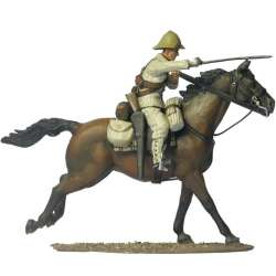 Cazador, Alfonso XII cavalry regiment Taxdirt charge 1909