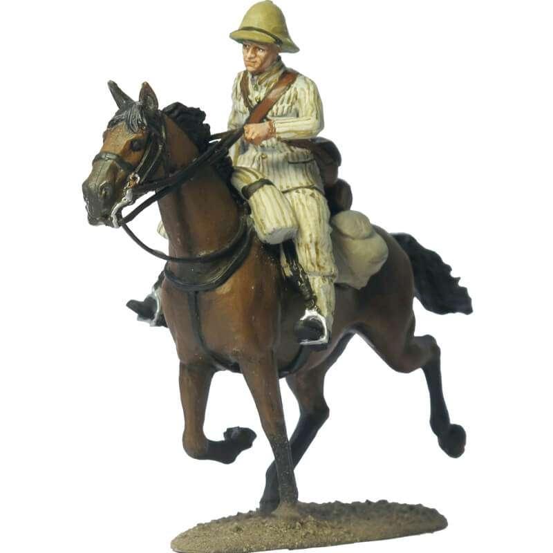 Cazador regimiento Alfonso XII Taxdirt 1909