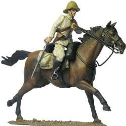 Alfonso XII cazadores regiment officer Taxdirt 1909