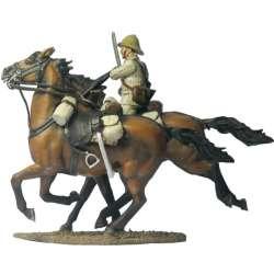 Soldado y caballo sin jinete Taxdirt 1909
