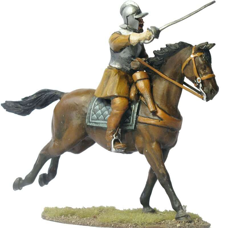 French cavalry Rocroi