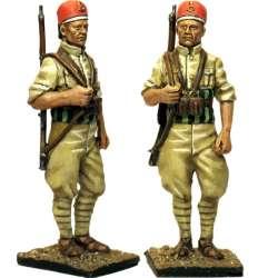 11 rgt Askaris líbios soldado 2