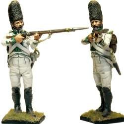 Granadero regimiento infantería Zaragoza 1808