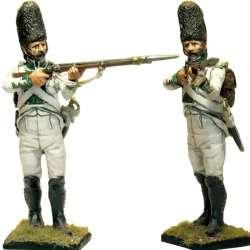 Zaragoza regiment grenadier 1808