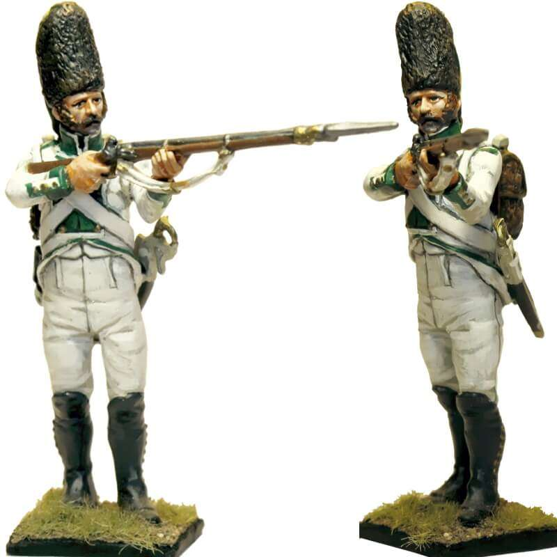 Zaragoza regiment grenadier 1808