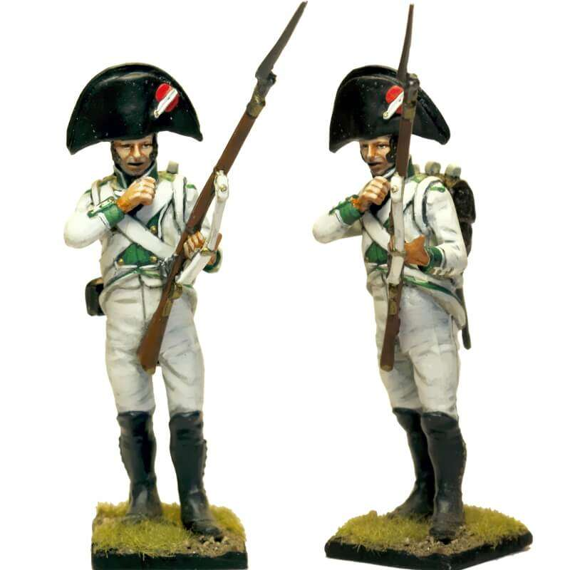 Zaragoza regiment fussilier 1808