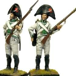 Fusilero 2 regimiento infantería Zaragoza 1808
