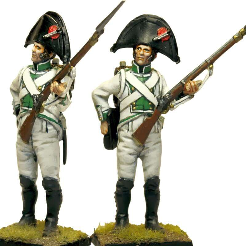Zaragoza 1808 regiment fussilier 2