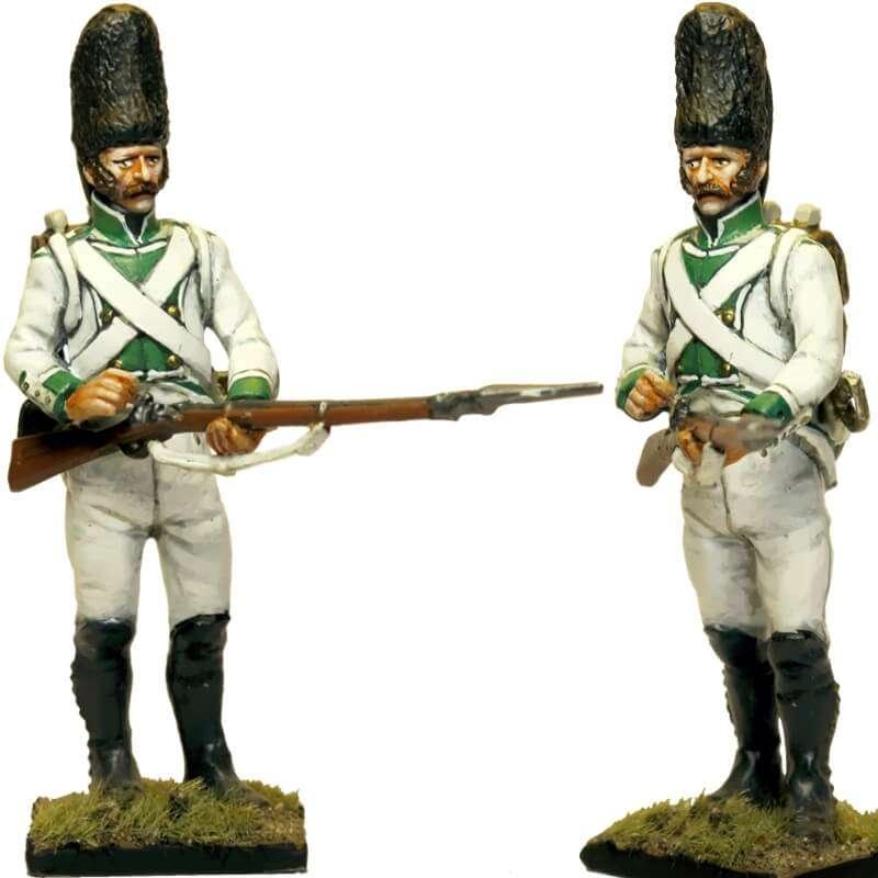 Granadero 2 regimiento infantería Zaragoza 1808