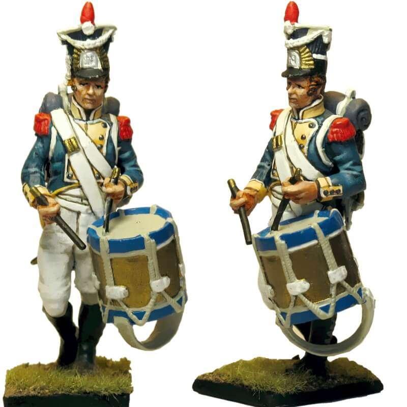 Tambor legión del Vístula