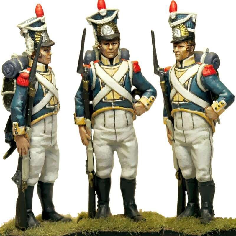 Granadero 3 legión del Vístula