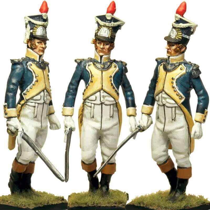 Oficial legión del Vístula