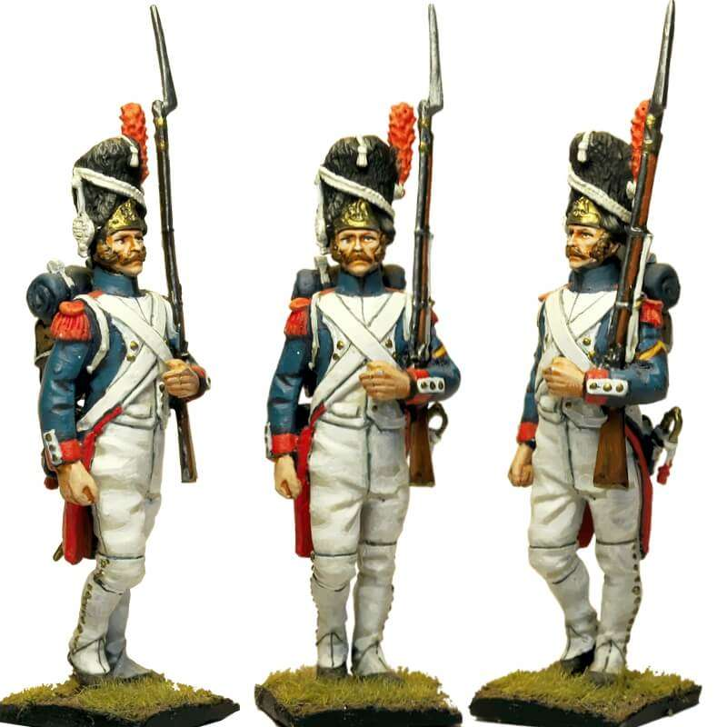 French imperial guard grenadier 2