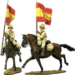 NP 184 COLBERG REGIMENT FUSSILIER PRUSSIA STANDARD BEARER