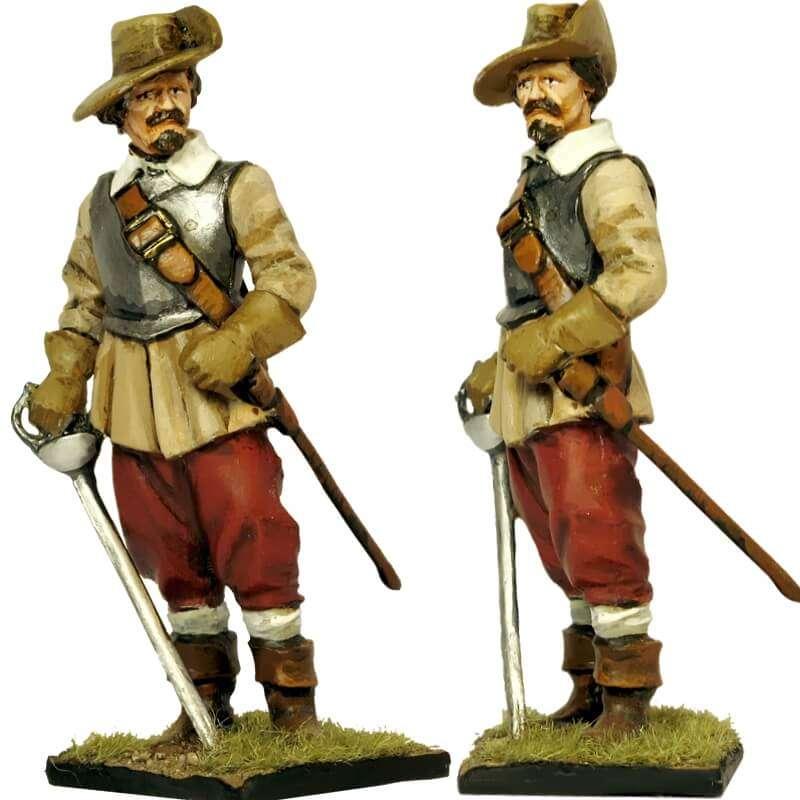 Soldado caballería Tercios