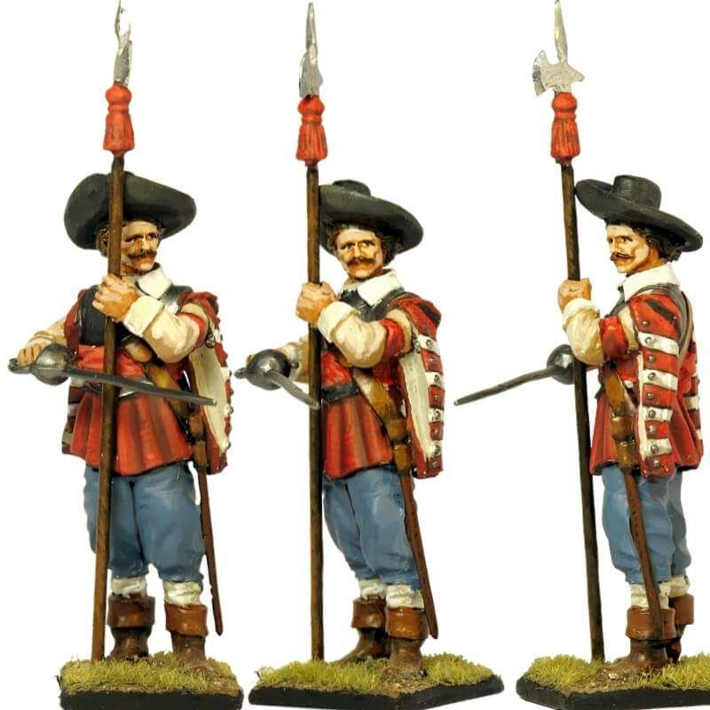 Sargento infantería español