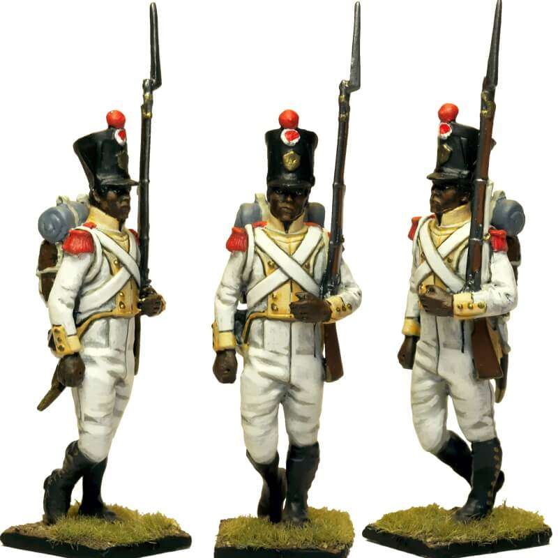 Neapolitan Africa regiment grenadier 4
