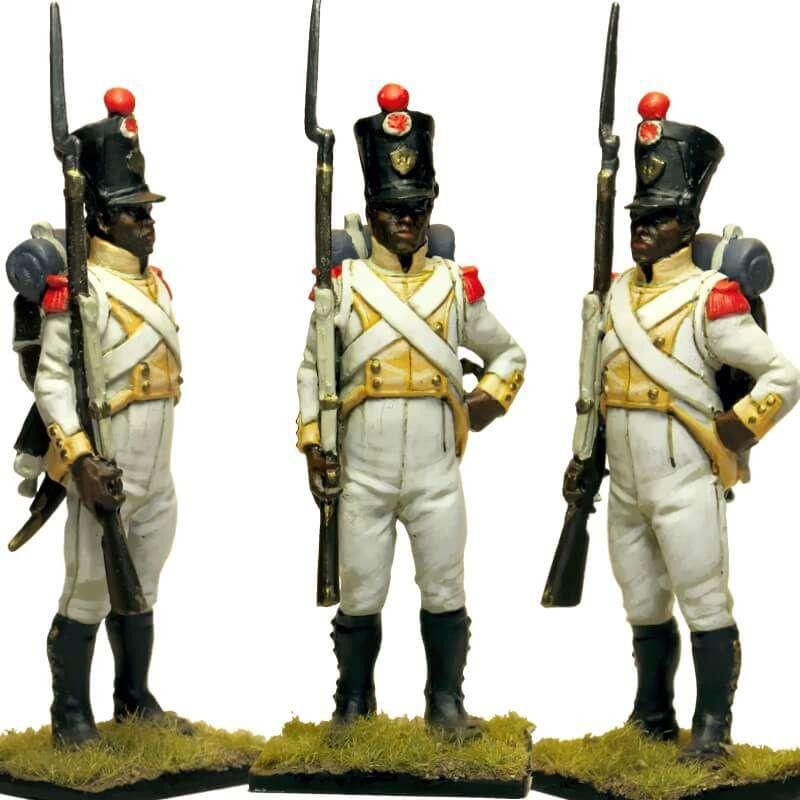 Regimiento África napolitano sargento