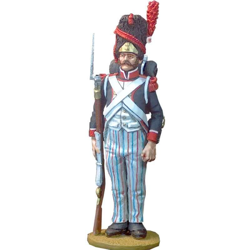 French line infantry grenadier 1804