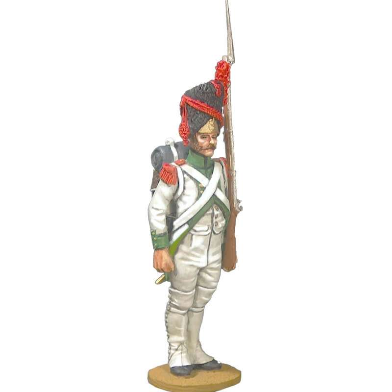 4th line infantry rgt grenadier 1806