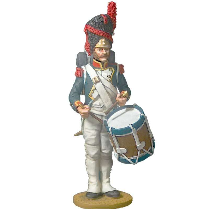 12th line infantry grenadiers drummer