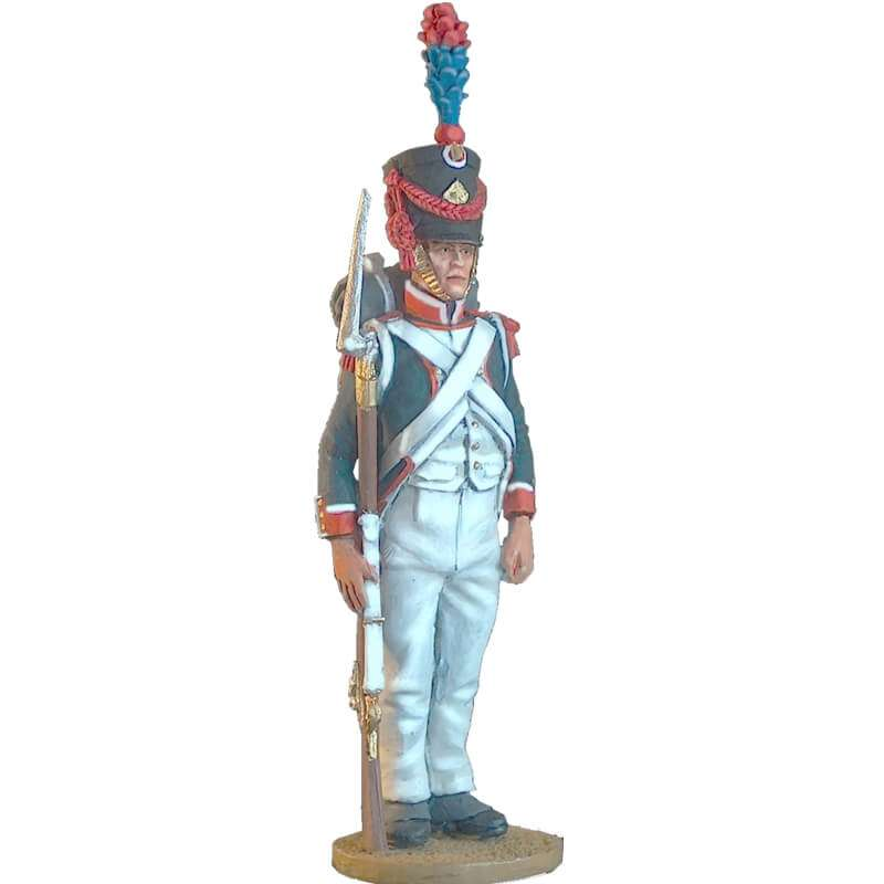 NP 204 7TH FRENCH LIGHT INFANTRY SAPPER