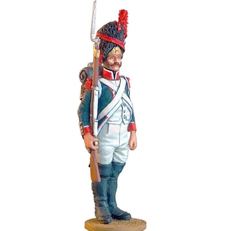 Granadero infantería línea francesa 1811