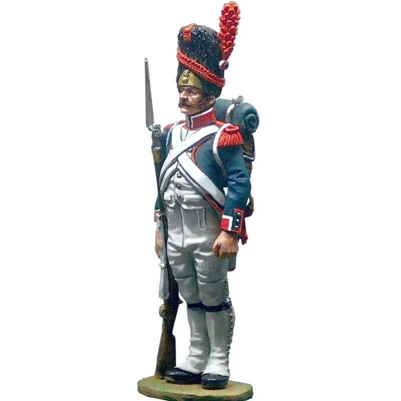 French line infantry grenadier full dress 1809