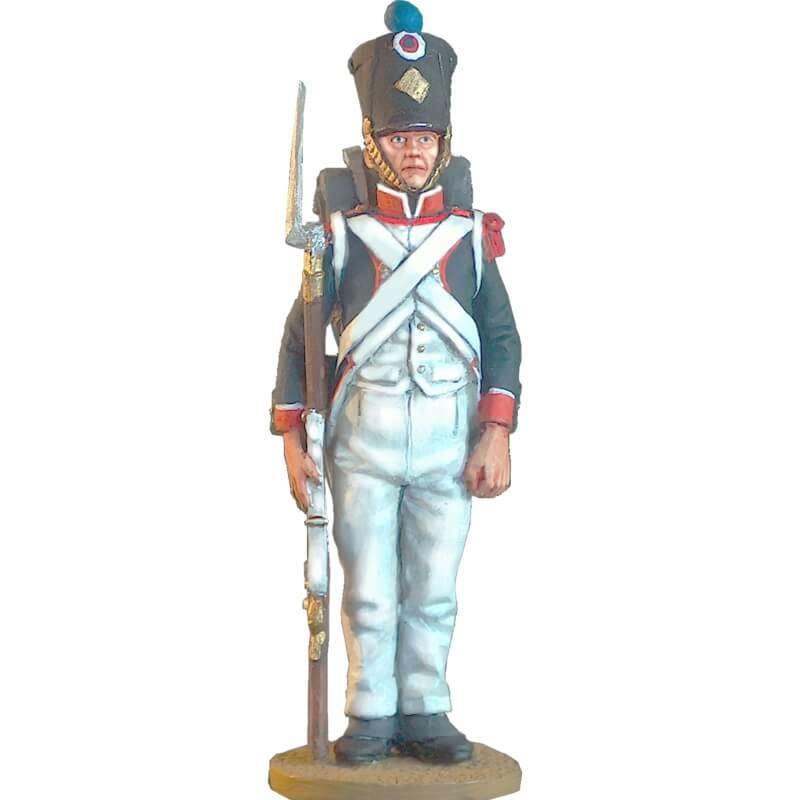 Granadero 34 infantería línea francesa 1810