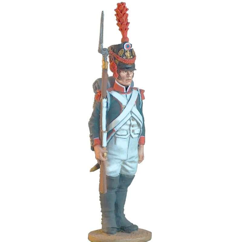 Granadero infantería línea francesa