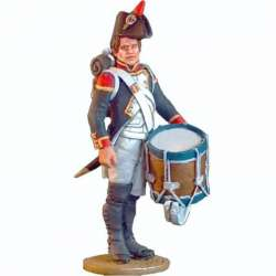 French line infantry fussiliers drummer 1804-1805