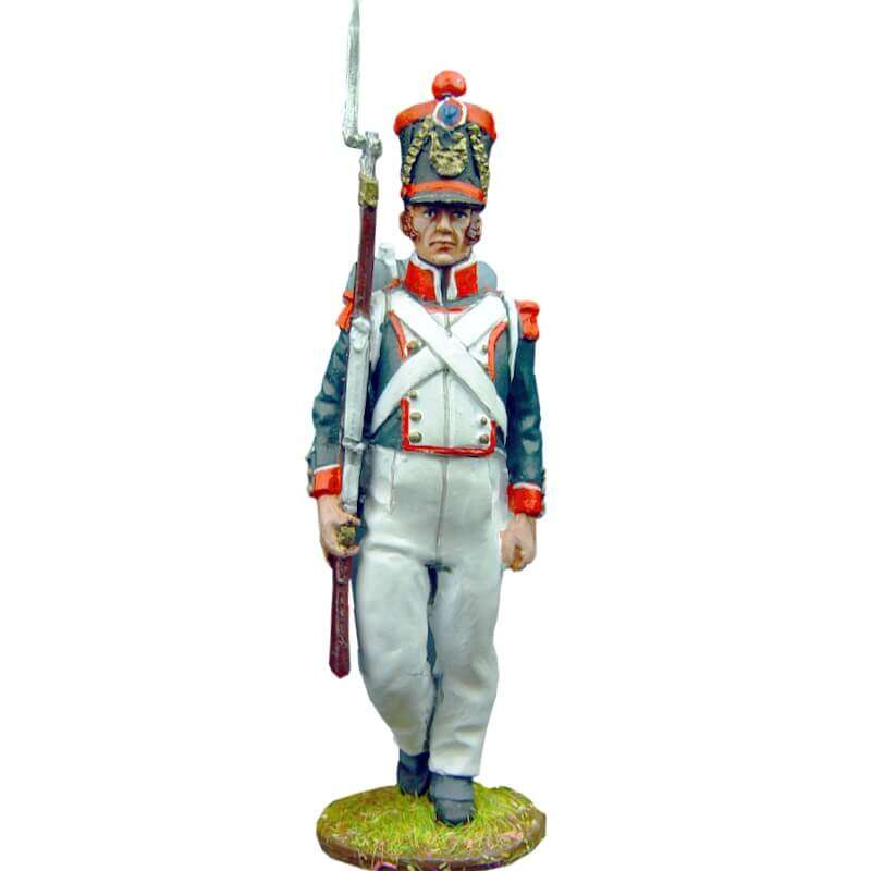 French line grenadiers 1815 NCO