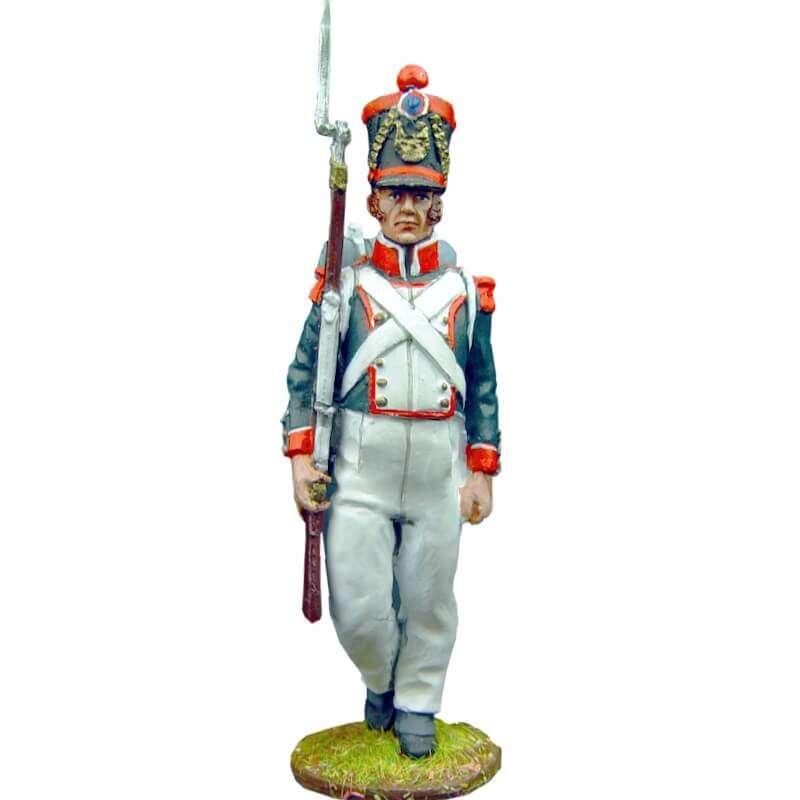 Sargento granaderos línea francesa 1815