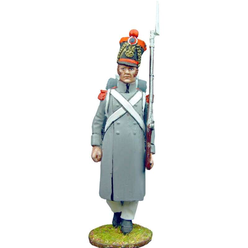French line grenadiers 1815 private 1