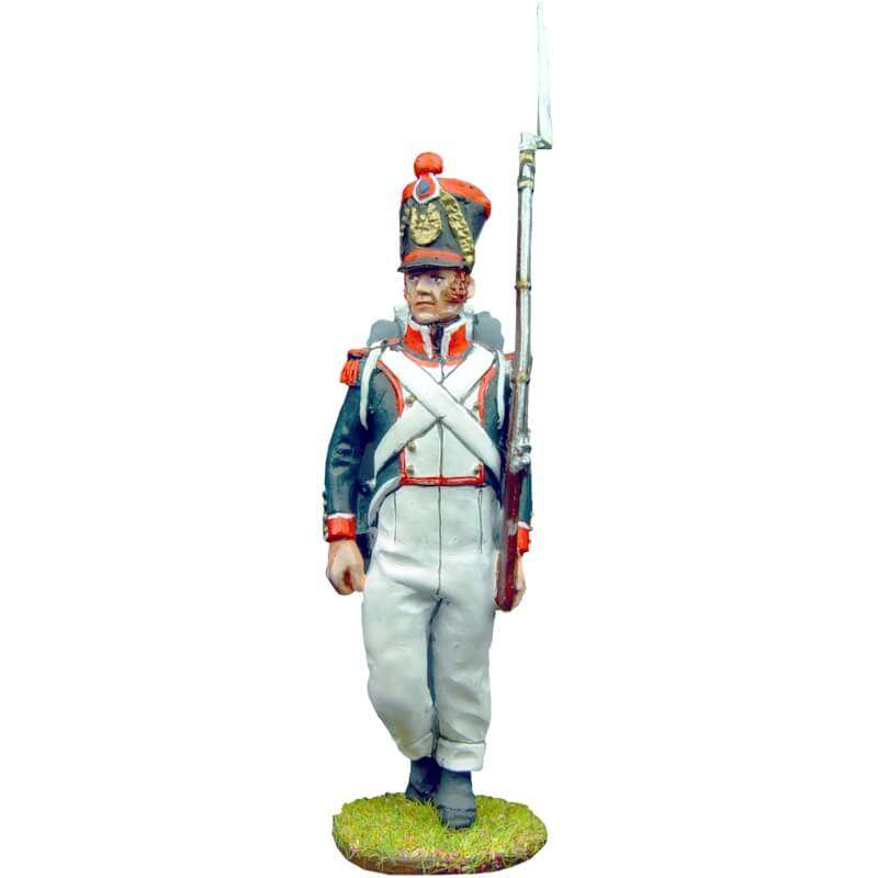 French line grenadiers 1815 private 2