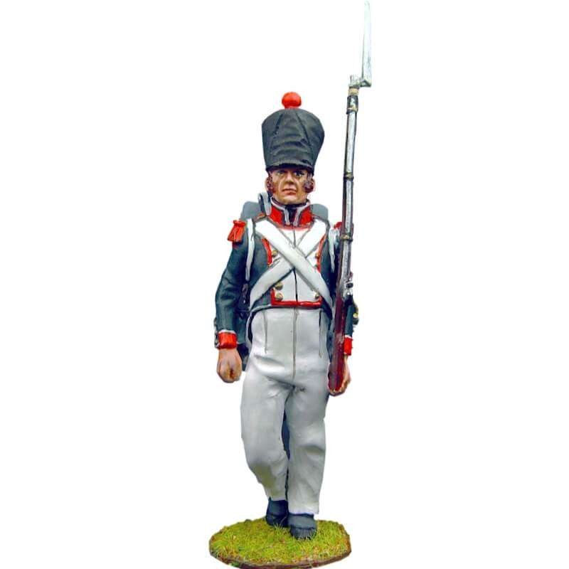 French line grenadiers 1815 private 3
