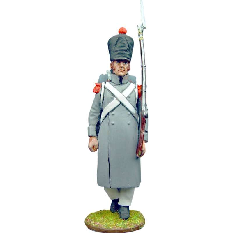 French line infantry grenadier 4 private 1815