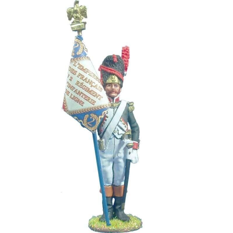 French line grenadier 1804 standard bearer