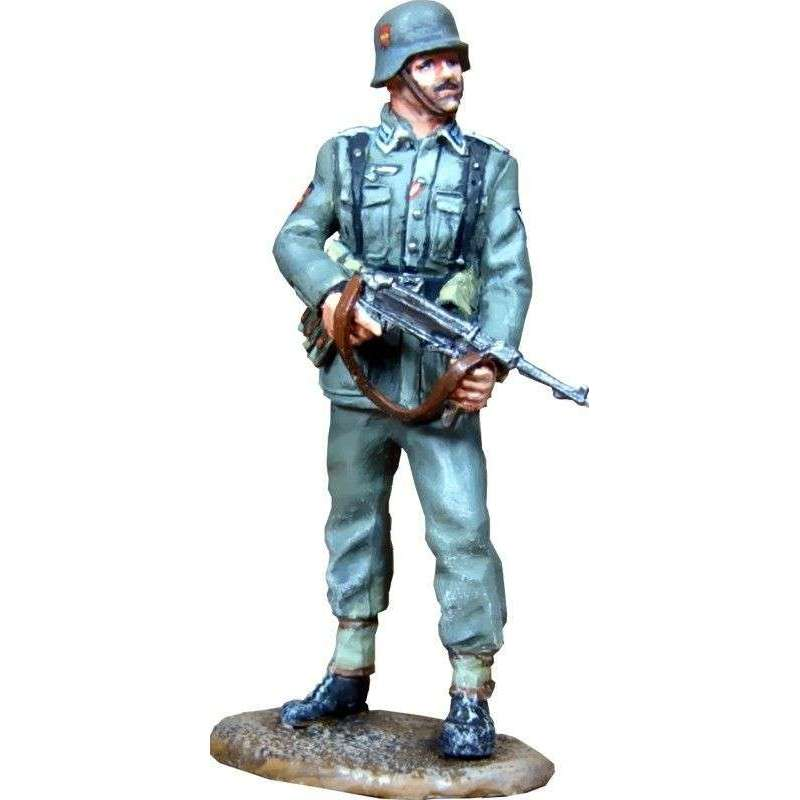 NCO spanish volunteers Blue division Volkhov 1942